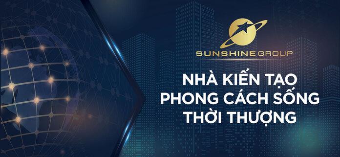 Dung sau sieu du an Sunshine Crystal River chinh la tap doan Sunshine Group - Chung cư Sunshine Empire