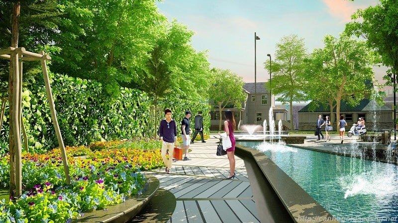 He thong tien ich dang cap cua FLC Premier Park - Chung cư FLC Premier Park ( Parc )