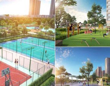 Khu phuc hop the thao ngoai troi hien dai 360x280 - Vinhomes Wonder Park Đan Phượng