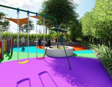 Khu vui choi cho be 360x280 - Chung cư Opal Garden