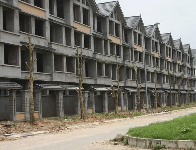 Liền kề khu đô thị Kim Chung Di Trạch