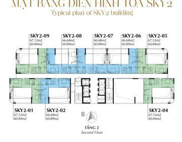 Mat bang toa thap Sky 2 360x280 - Sunshine Crystal River
