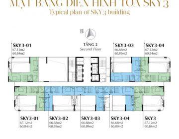 Mat bang toa thap Sky 3 360x280 - Sunshine Crystal River