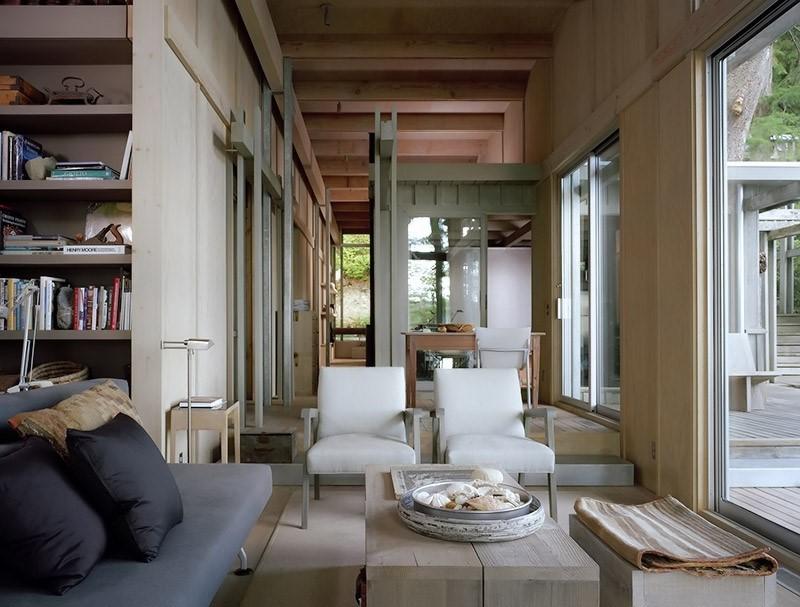 Net dac trung cua phong cach Rustic moc mac la su dung vat lieu thien nhien nhu go - [ Top 12 + ] Mẫu thiết kế nội thất chung cư tại Hà Nội đẹp nhất