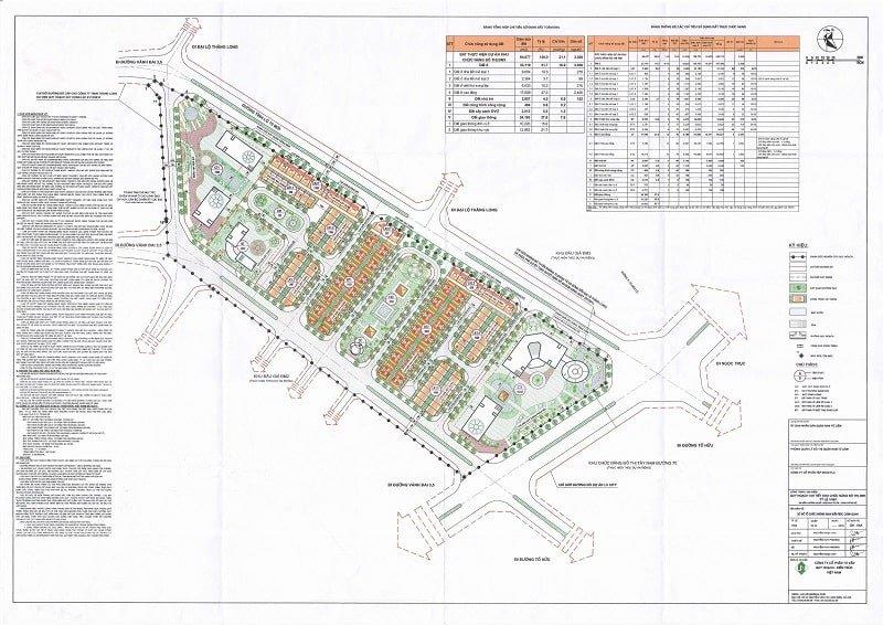 Phan tich mat bang du an FLC Premier Park - Chung cư FLC Premier Park ( Parc )