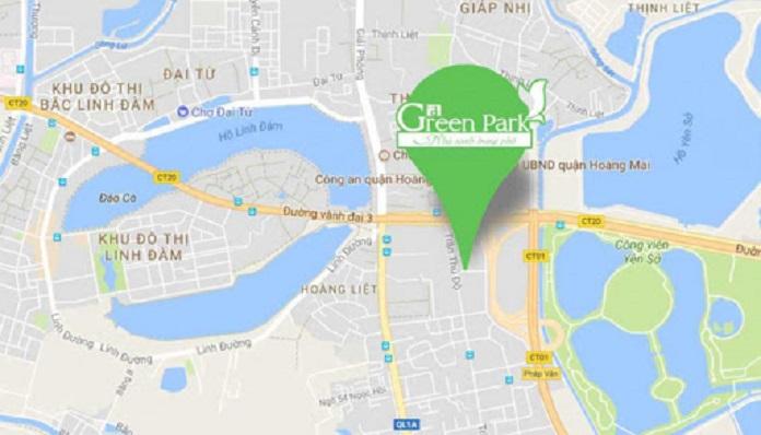 Phuong Dong Green Park so huu vi tri toa lac dac dia bac nhat