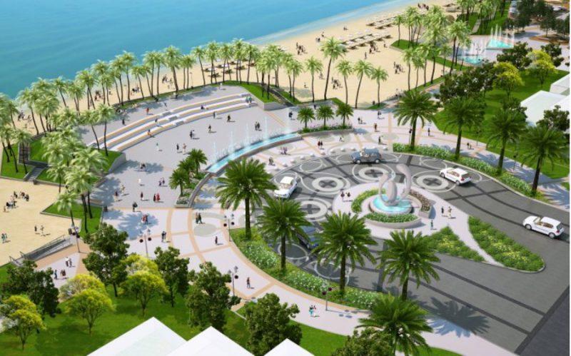 Quảng Trường Biển Grand World Phú Quốc