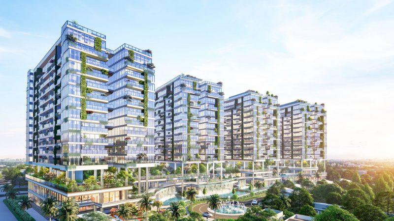 Siêu dự án Green Iconic
