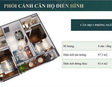 Thiet ke can ho 2 phong ngu 360x280 - Chung cư Sunshine Green Iconic