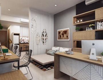 Thiet ke can ho van phong Officetel 360x280 - Kim Chung Di Trạch