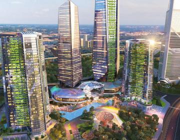 Thong tin tong quan cua du an 360x280 - Chung cư Sunshine Empire