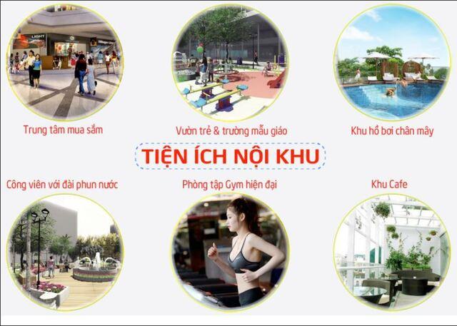 Tien ich noi khu cua Kim Chung Di Trach thuoc vao hang day du nhat trong so nhung du an trong xay dung trong cung khu vuc - Kim Chung Di Trạch