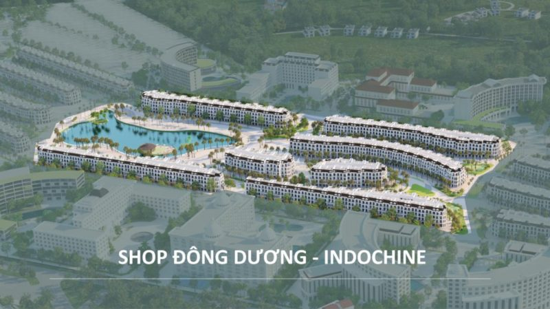 Tiểu khu Indochine Grand World Phú Quốc