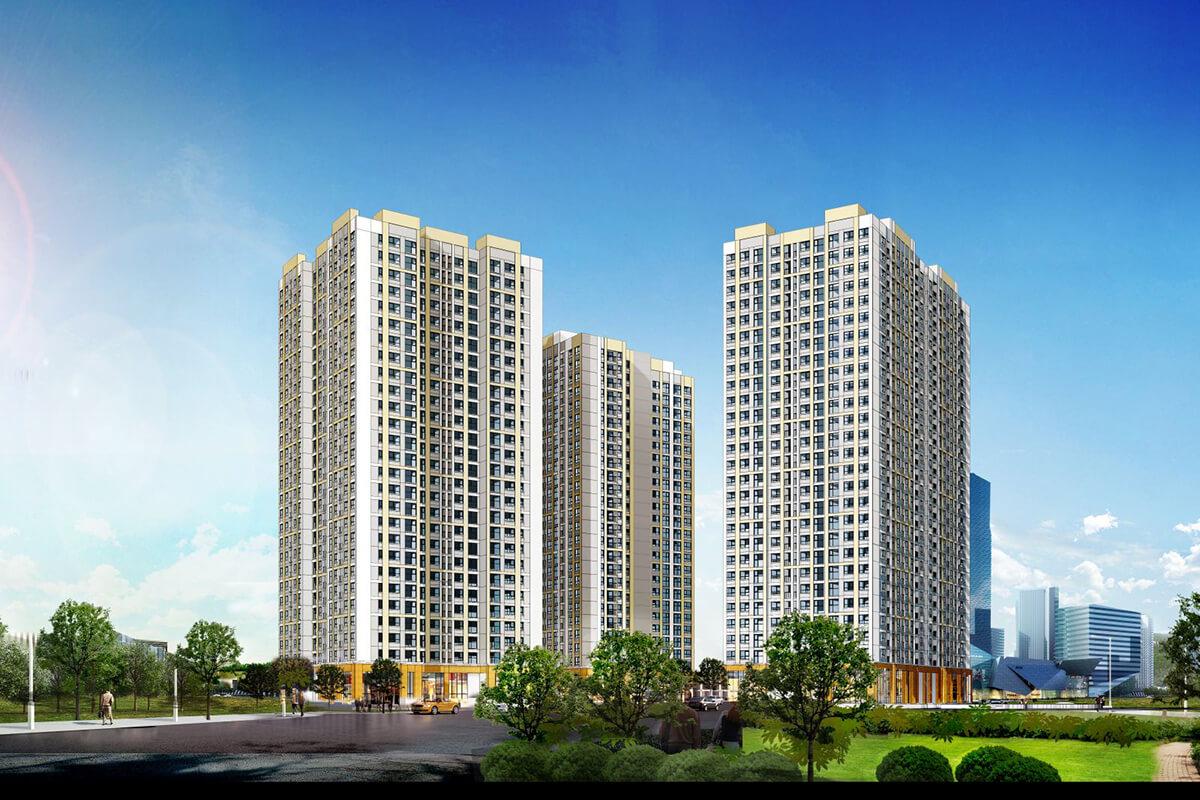 Vi tri cua chung cu Panorama Hoang Van Thu 1 - Chung Cư Panorama Hoàng Văn Thụ