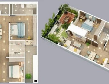 mat bang can ho min 360x280 - BID Residence Văn Khê Hà Đông | Giá Bán Căn Hộ Chung Cư & Tiến Độ