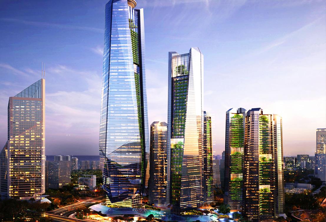 toan canh sun shine empire 2 - Chung cư Sunshine Empire