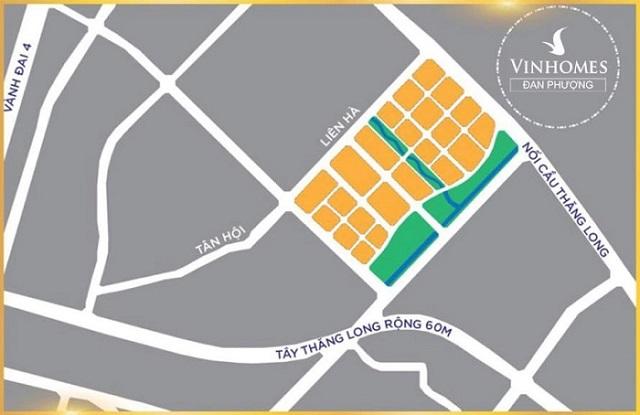 Dễ dàng di chuyển đến các địa điểm trong nội ôDễ dàng di chuyển đến các địa điểm trong nội ô và ngoại ô thành phố Hà Nội và ngoại ô thành phố Hà Nội