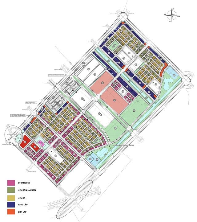 Dự án có những lợi thế lớn kết nối tới nhiều địa điểm dân cư quan trọng thuận lợi cho việc di chuyển trong thành phố
