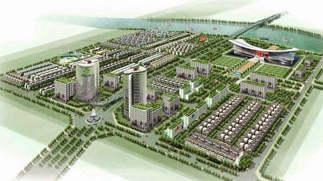Dự án khu đô thị sinh thái Đan Phượng được nhiều nhà đầu tư bất động sản quan tâm tới bởi vị trí mặt bằng đẹp và tiện ích vàng có 1-0-2