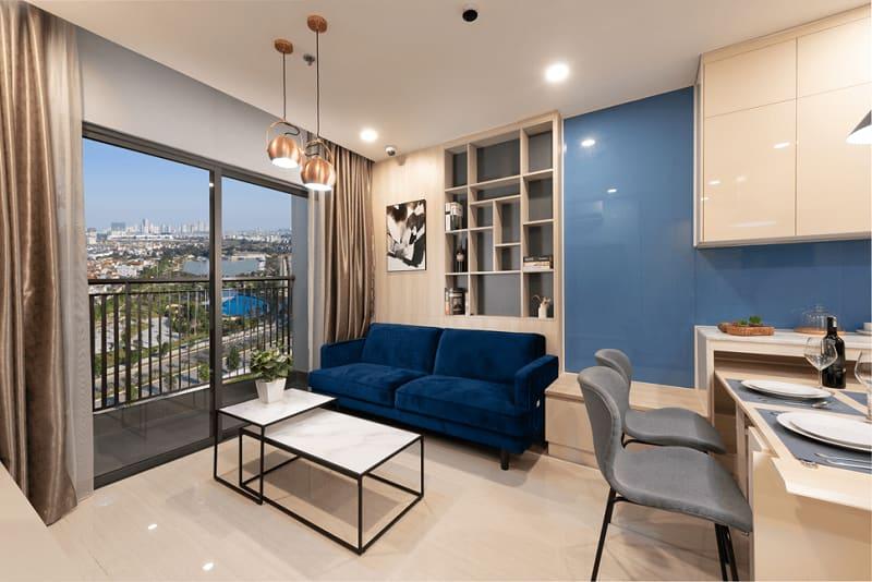 Giá bán căn hộ dự án dự kiến sẽ đa dạng theo diện tích thiết kế