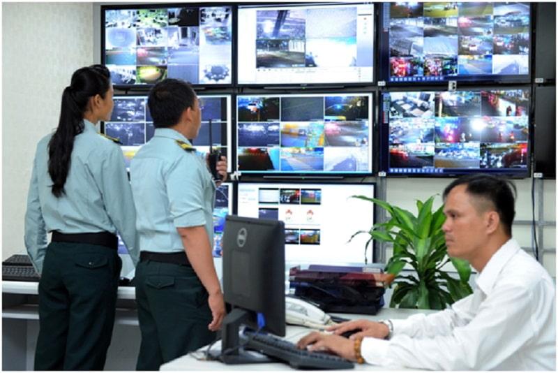 He thong an ninh giam sat 24 7 - The Lotus Center Hồ Tây | Chính Sách & Giá Bán Chung Cư Shophouse