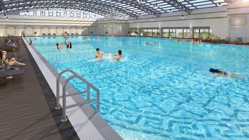 Hệ thống bể bơi