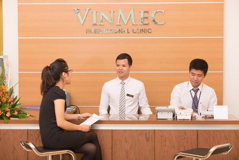Phòng khám đa khoa Vinmec (Hình ảnh minh họa mang tính định hướng sản phẩm)