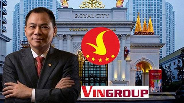 Vingroup là chủ đầu tư của nhiều dự án bất động sản hiện đại tại Việt Nam