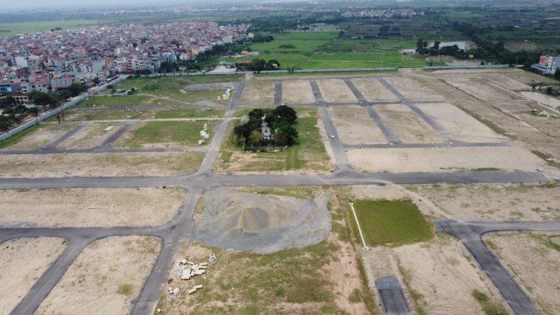 Vinhomes Wonder Park Đan Phượng đang hoàn thiện cơ sở hạ tầng để chuẩn bị mở bán