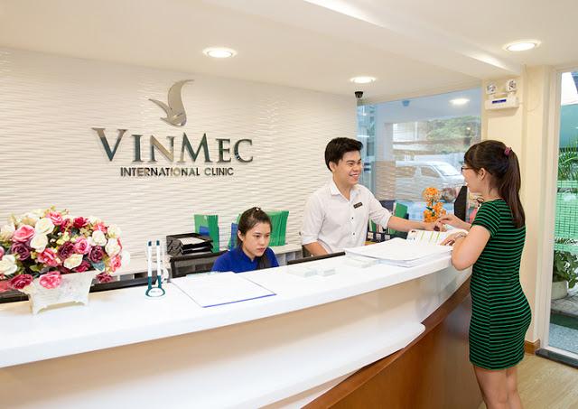 Hệ thống y tế hiện đại Vinmec