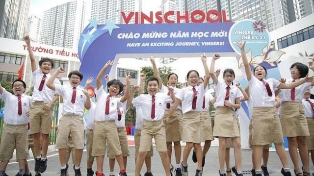 Trường tiểu học với hệ thống trang thiết bị hiện đại