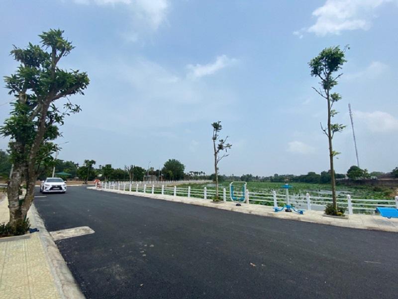 Su xuat hien cua cac KCN cang lam tang suc nong cua dat nen tai Hoa Lac - Đất Nền Hòa Lạc