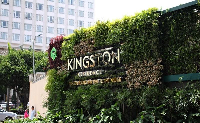 Dự án căn hộ chung cư Phú Nhuận Kingston Residence