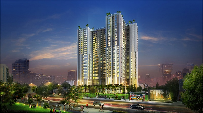 Dự án căn hộ chung cư Tân Bình La Cosmo Residences
