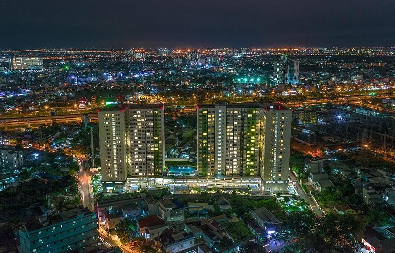 Dự án căn hộ chung cư Thủ Đức - Lavita Garden đẹp lung linh giữa lòng thành phố