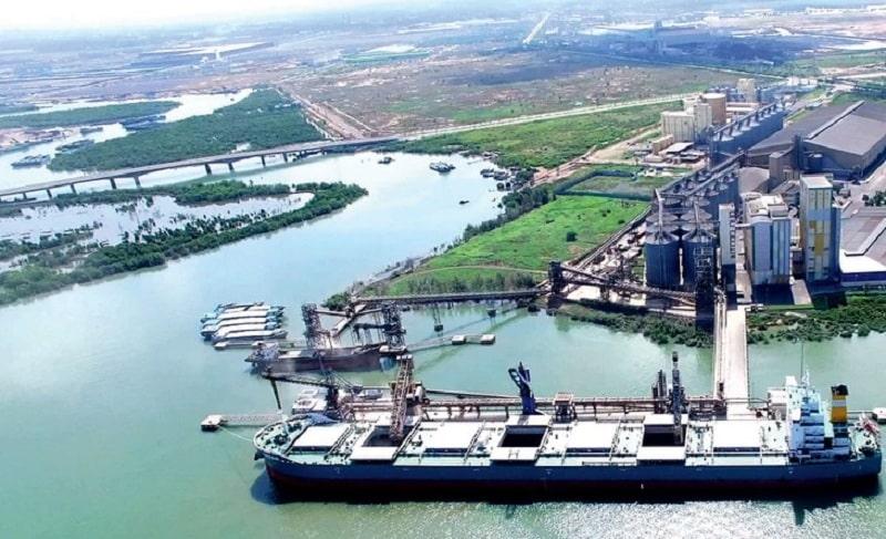 Đất nền khu công nghiệp (KCN) Cái Mép hấp dẫn nhà đầu tư