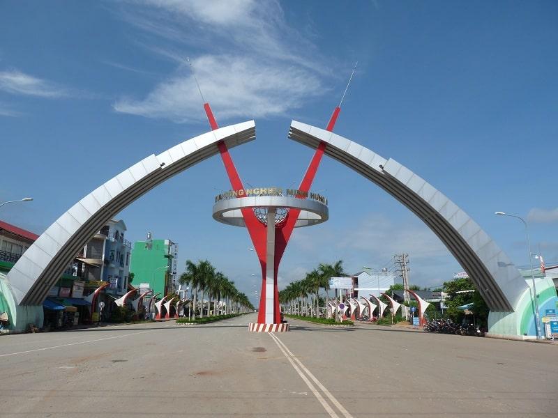Giao dịch mua bán đất nền khu công nghiệp (KCN) Minh Hung III tăng mạnh