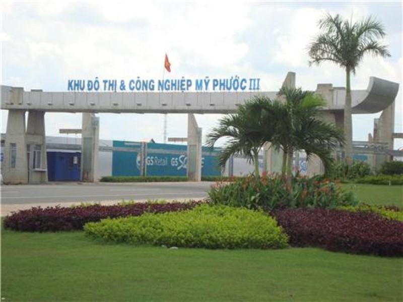 Khu công nghiệp (kcn) Mỹ Phước được Becamex IDC đầu tư