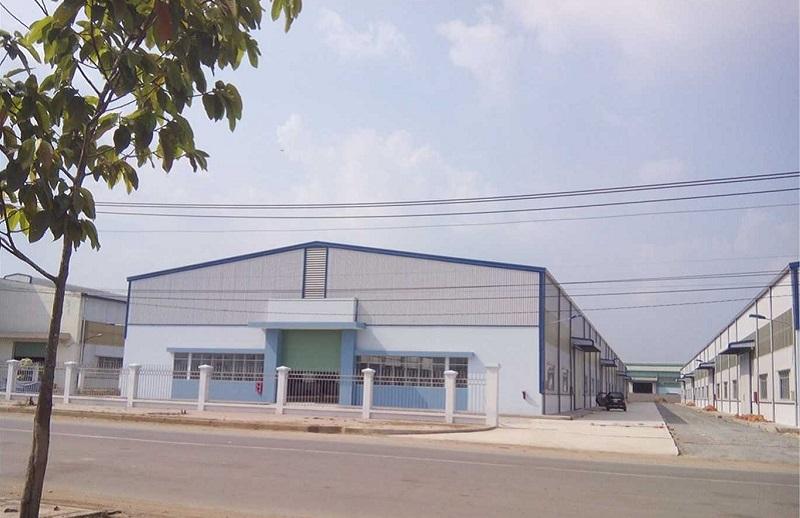 Nhà xưởng đã sẵn sàng cho thuê nhằm đáp ứng nhu cầu của KH