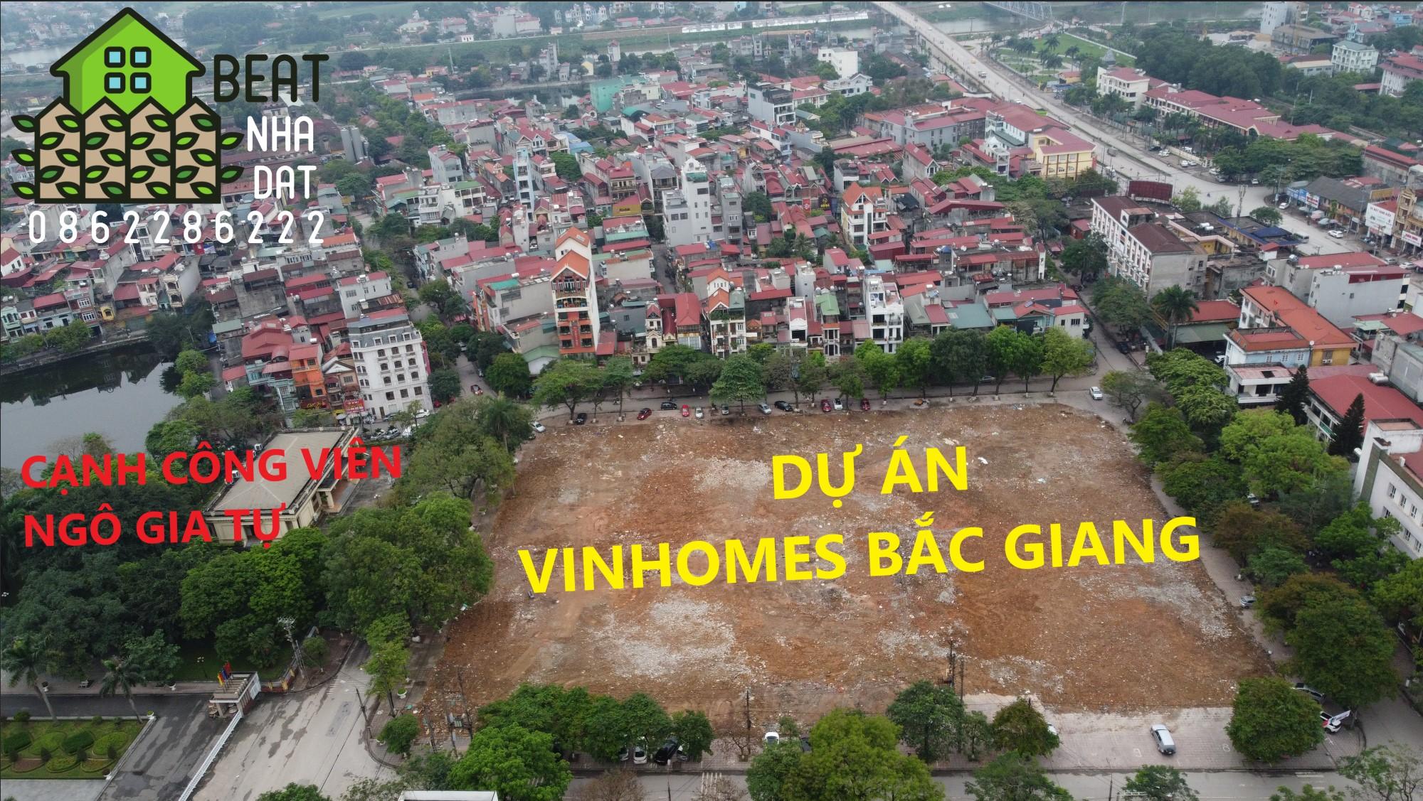 Tiến độ dự án Vinhomes Bắc Giang