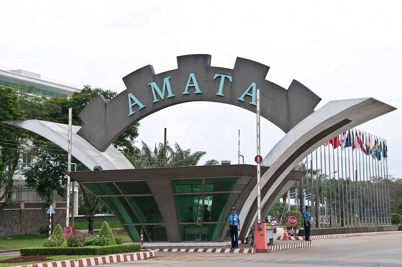 Amata - Khu công nghiệp công nghệ cao của huyện Long Thành