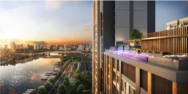 Bảng giá căn hộ chung cư De La Sol hiện nay