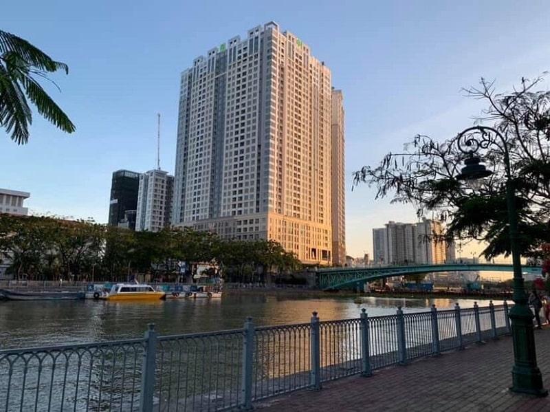 Bảng giá căn hộ chung cư Saigon Royal Residence hiện nay