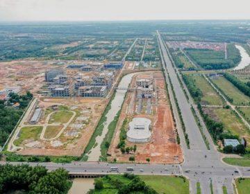Bảng giá mua bán đất nền khu công nghiệp (KCN) Đông Bắc Sông Cầu hiện nay