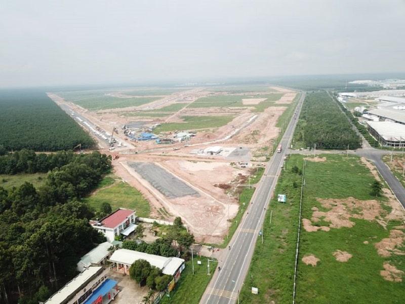 Có nên đầu tư mua bán đất nền khu công nghiệp Lộc An - Bình Sơn?