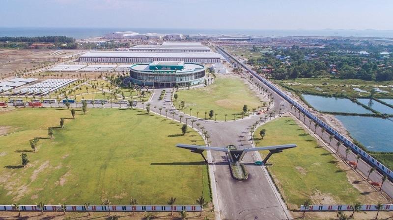 Đất nền khu công nghiệp (KCN) Nam Cam Ranh nắm giữ nhiều thế mạnh