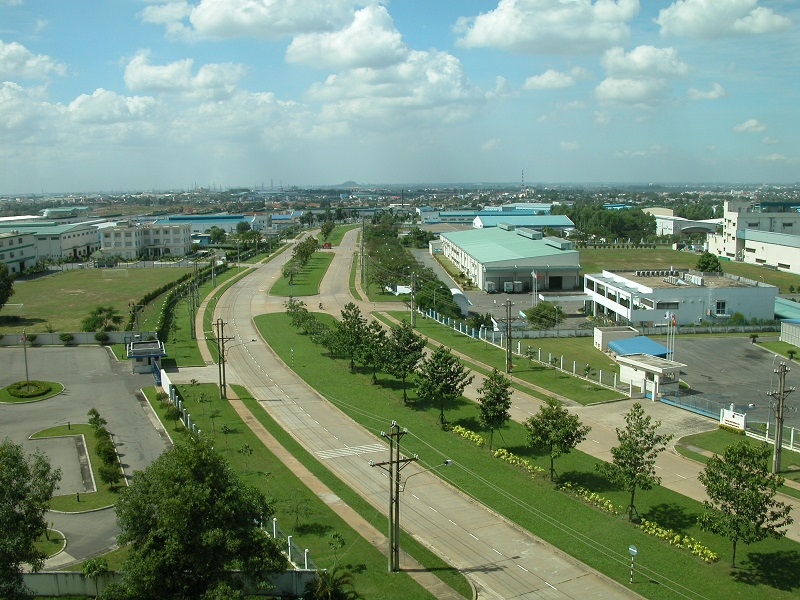 Định giá đất nền khu công nghiệp (KCN) Ninh Thủy còn nhiều khó khăn