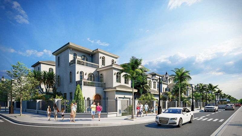 Dự án Thanh Sơn Riverside Phú Thọ được thiết kế được thiết kế sang trọng, hiện đại