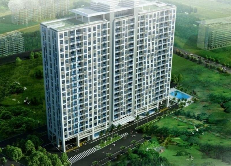 Dự án căn hộ Lotus Apartment (Hoa Sen)