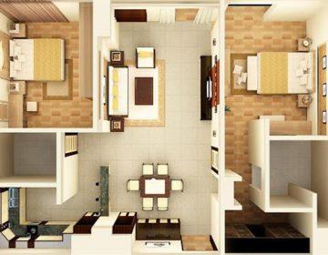 Giá bán căn hộ ở xã hội Rice City Thượng Thanh bao nhiêu hiện nay